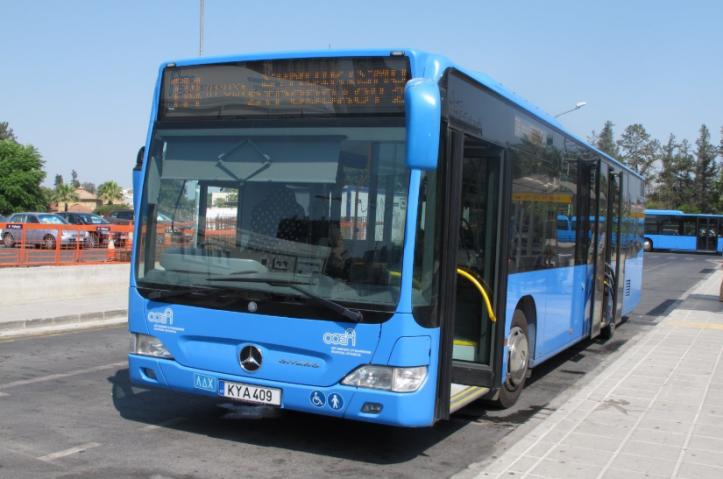 bus of cyprus